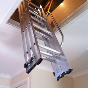 Install Aluminium Loft Ladders in Stourbridge