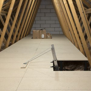 Loft Boarding in Staffordshire