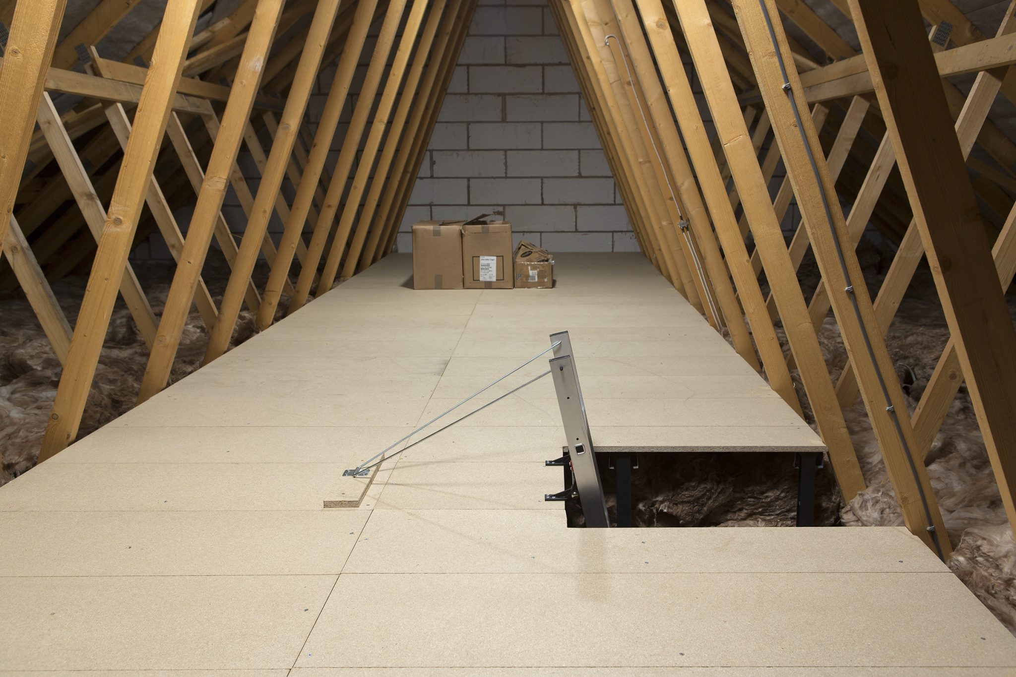 Loft Boarding Midlands Approved Loft Boarding Installers