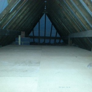 Loft Boarding Installers Leicester