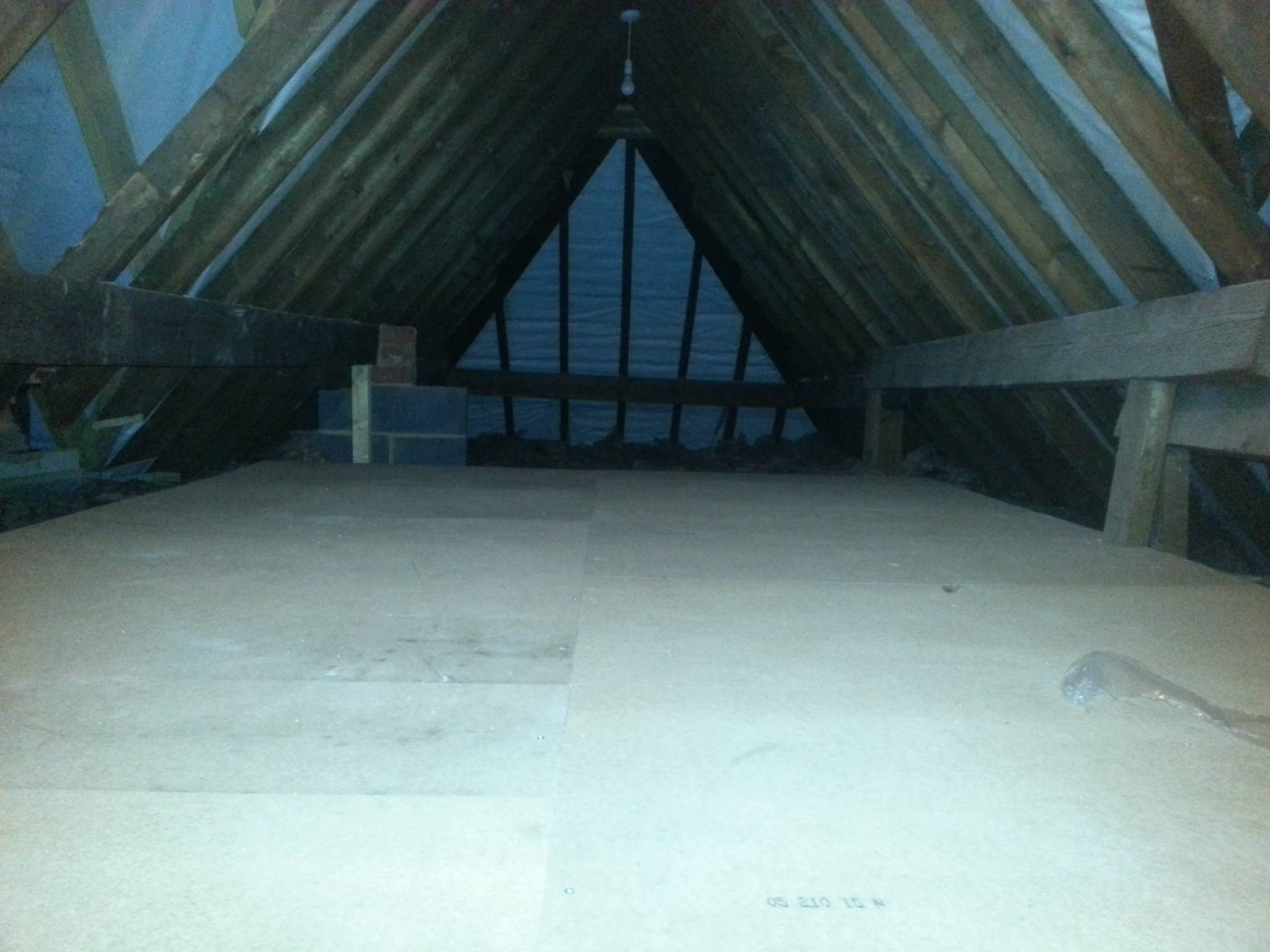 Loft Boarding Installers Nottingham