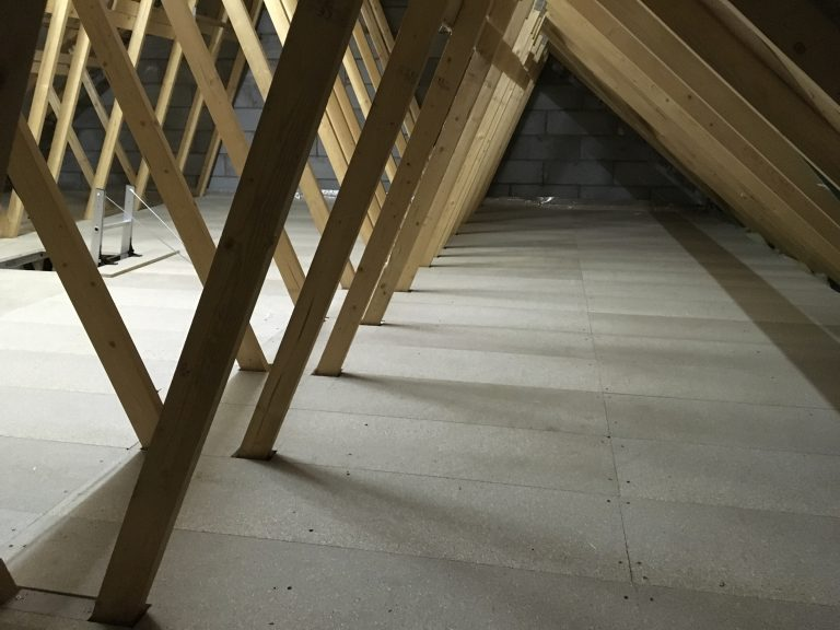 New Build Loft Boarding Nottingham