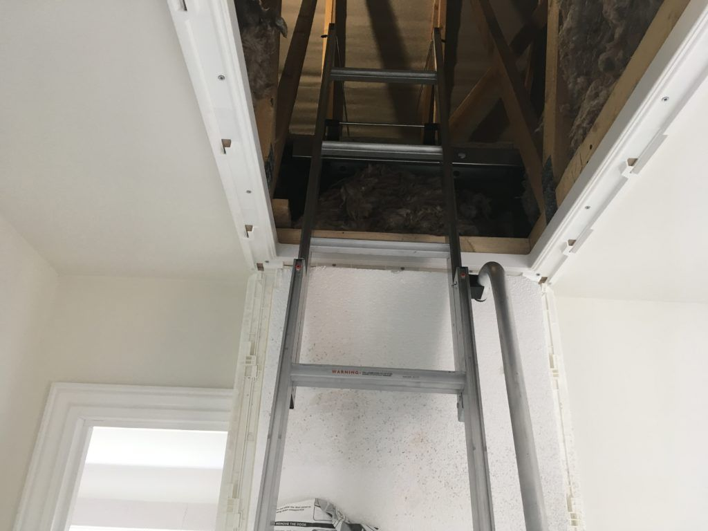 Aluminium Loft Ladders Fitted in Stourbridge